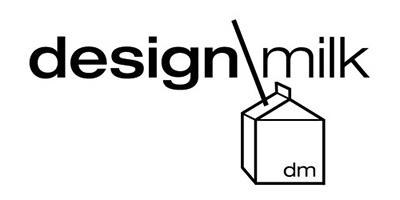 Logo Prensa Design Milk