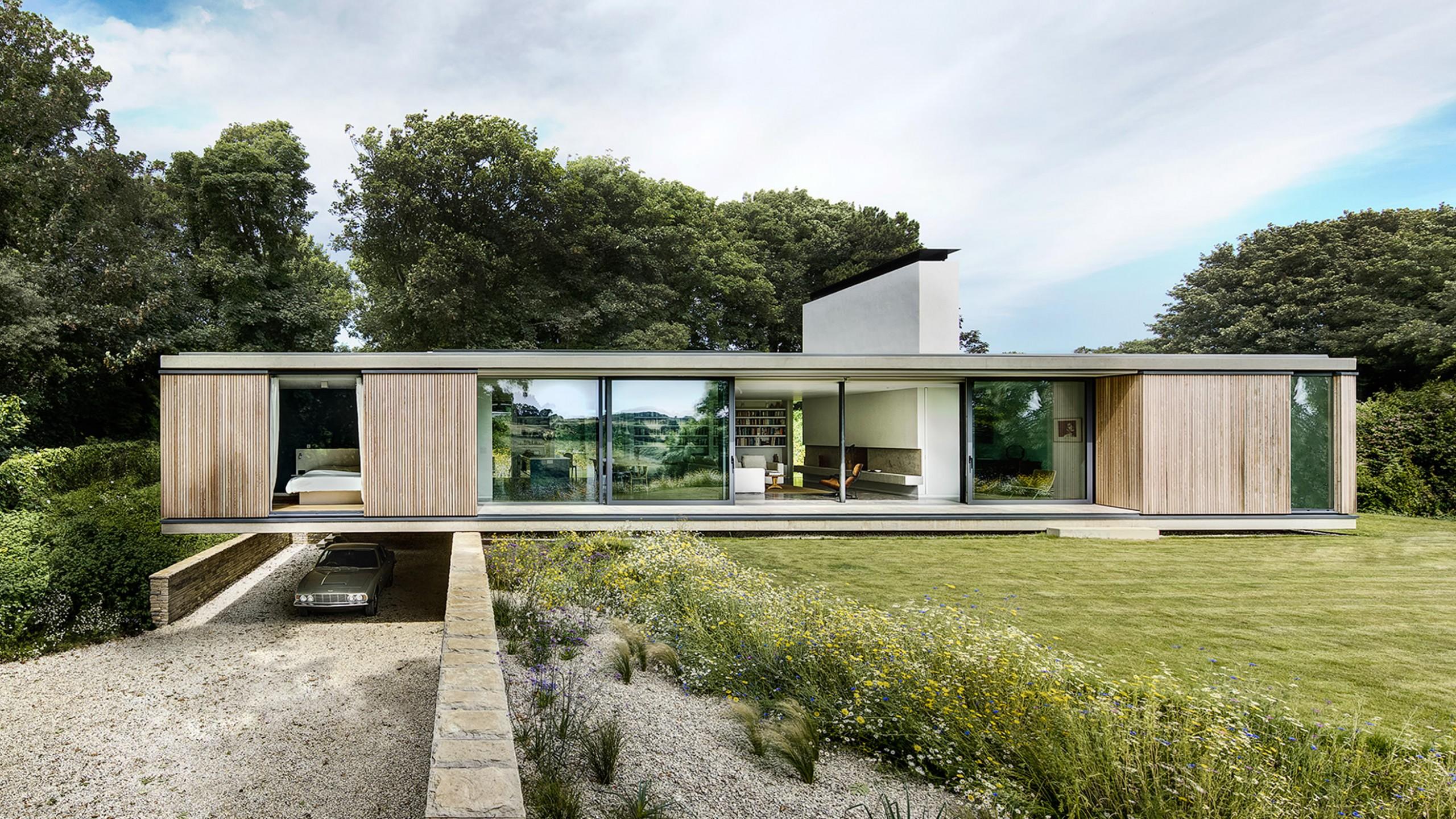 Modern housing for retirement
