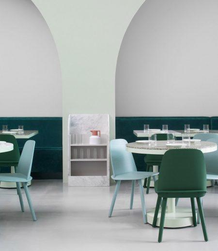 Interiorismo sofisticado del Grand Hotel Budapest