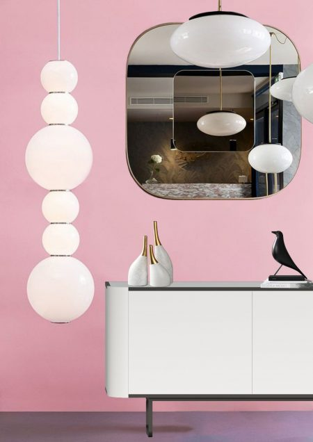 Tendence décorative: le luxe style sixties