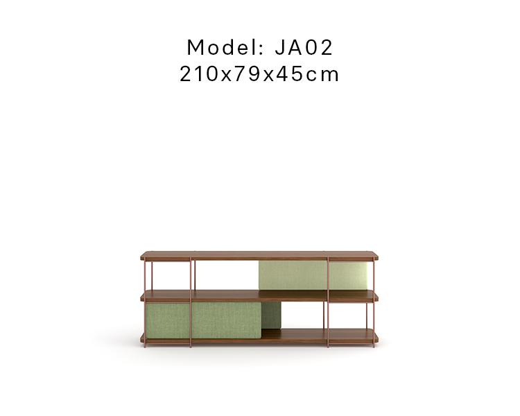 Model JA02