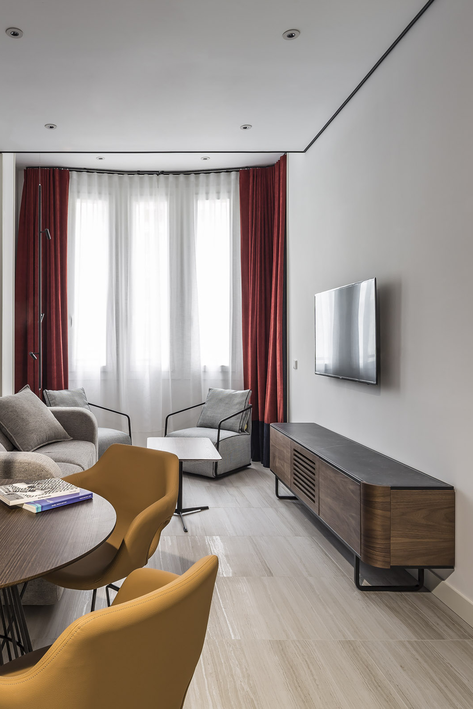 hotel boutique madrid interiorismo Momocca