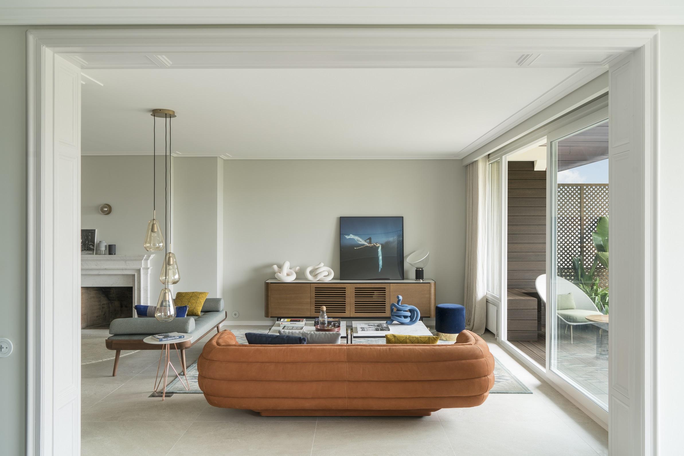 Design furniture for living room - The Room Studio & Momocca