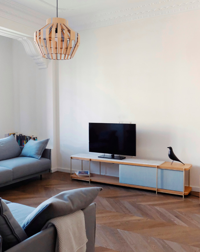 Style Bauhaus project - Julia TV Furniture
