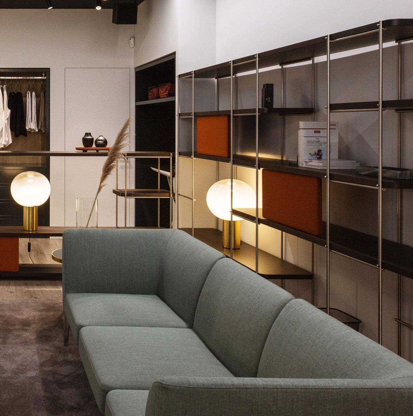 interiorismo retail con Colección Julia