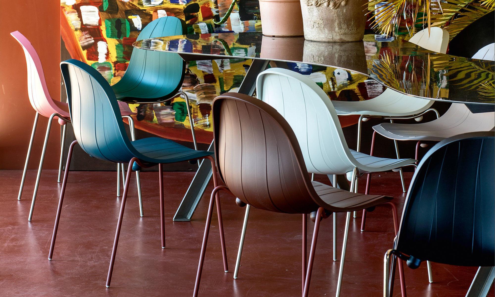 Arboform, liquid wood furniture