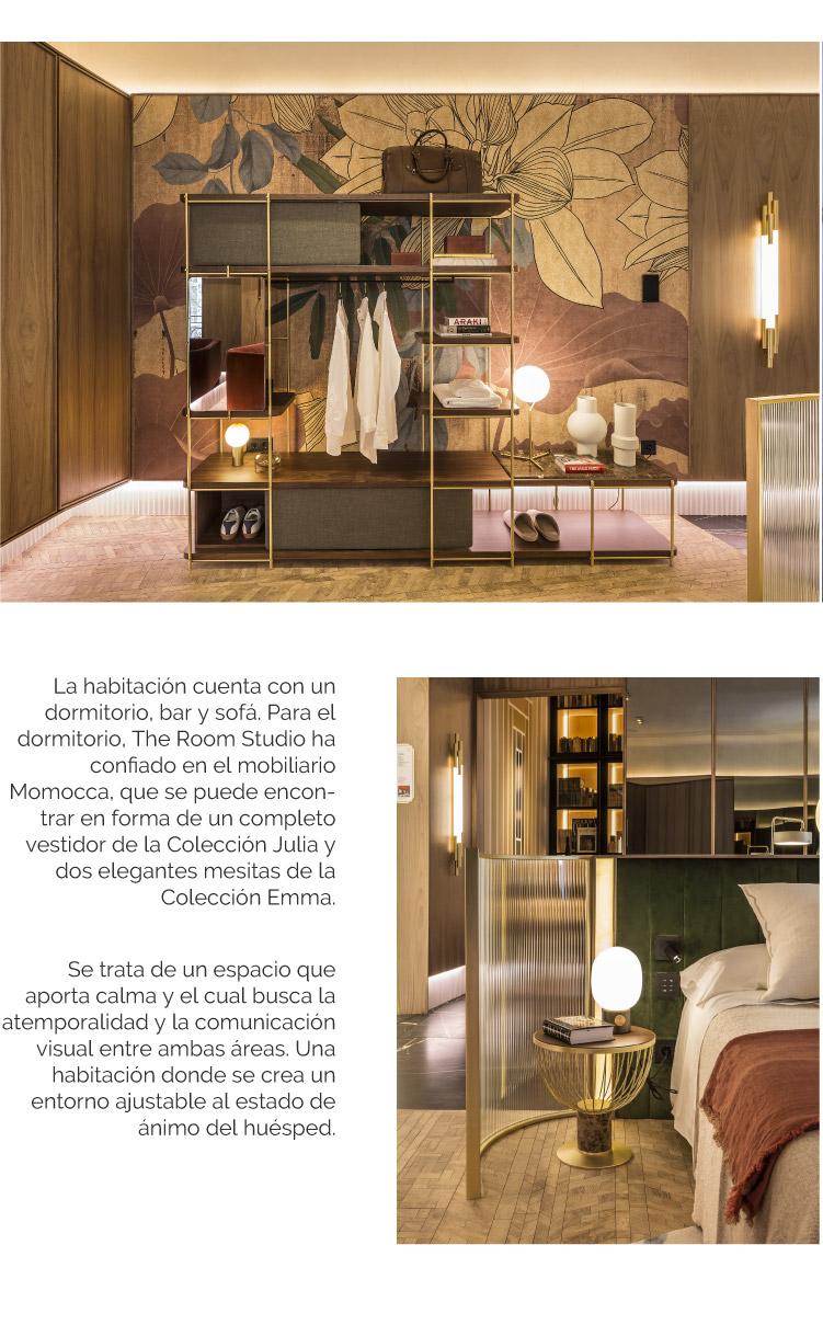 The room studio & Momocca Casa Decor