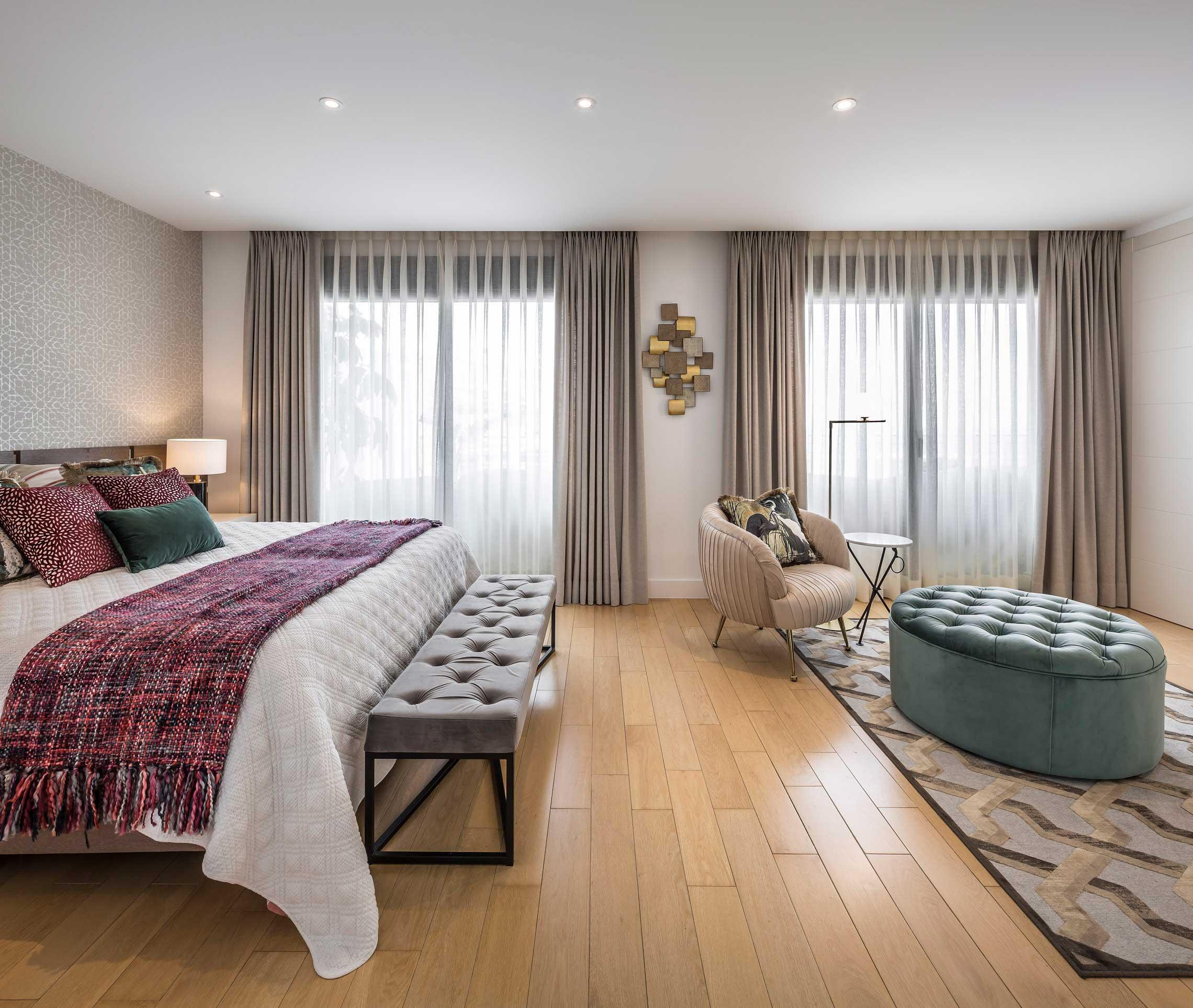 Senabre Mediterranean interior design
