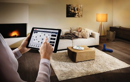 Home Automation in interior design