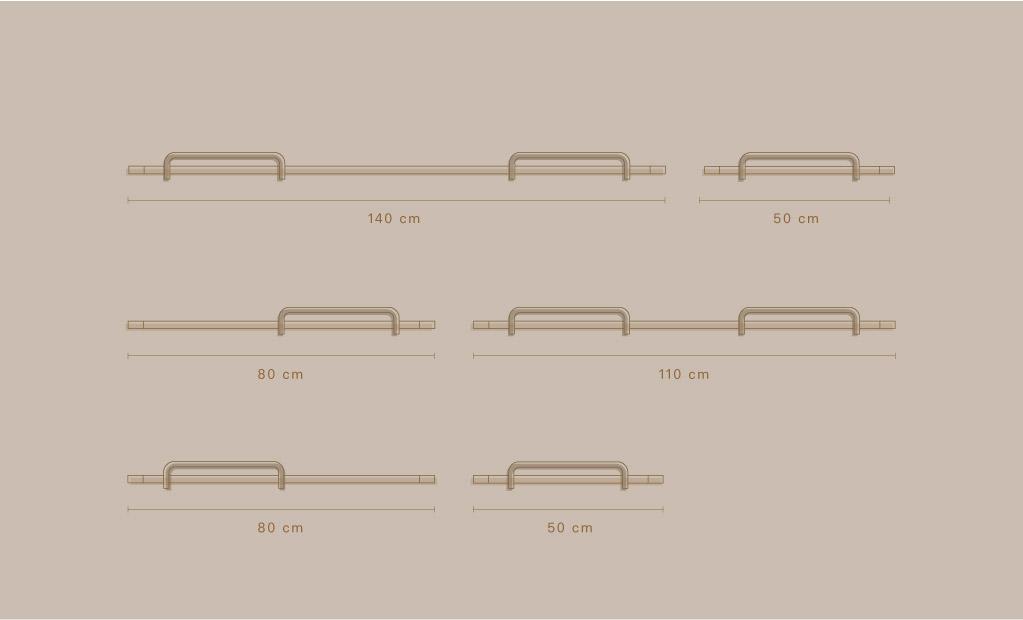 Estantes de diseño Momocca