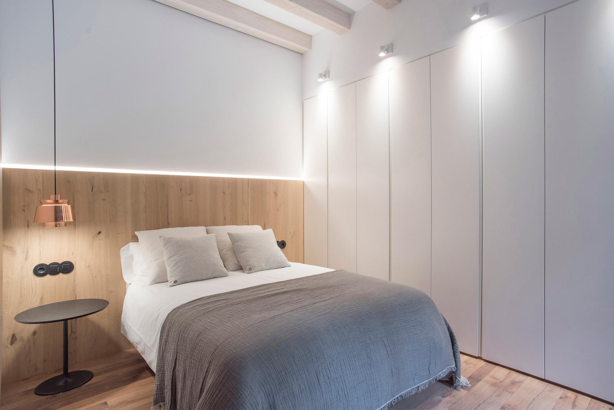 dormitorio proyecto Paymbiliario