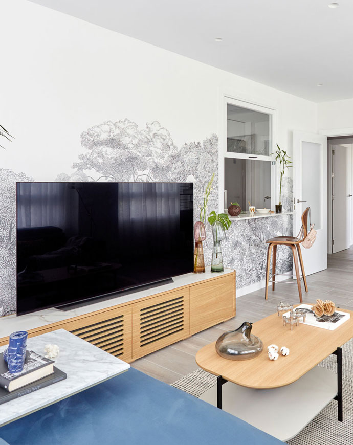 Deleite Design - Momocca Adara mueble tv