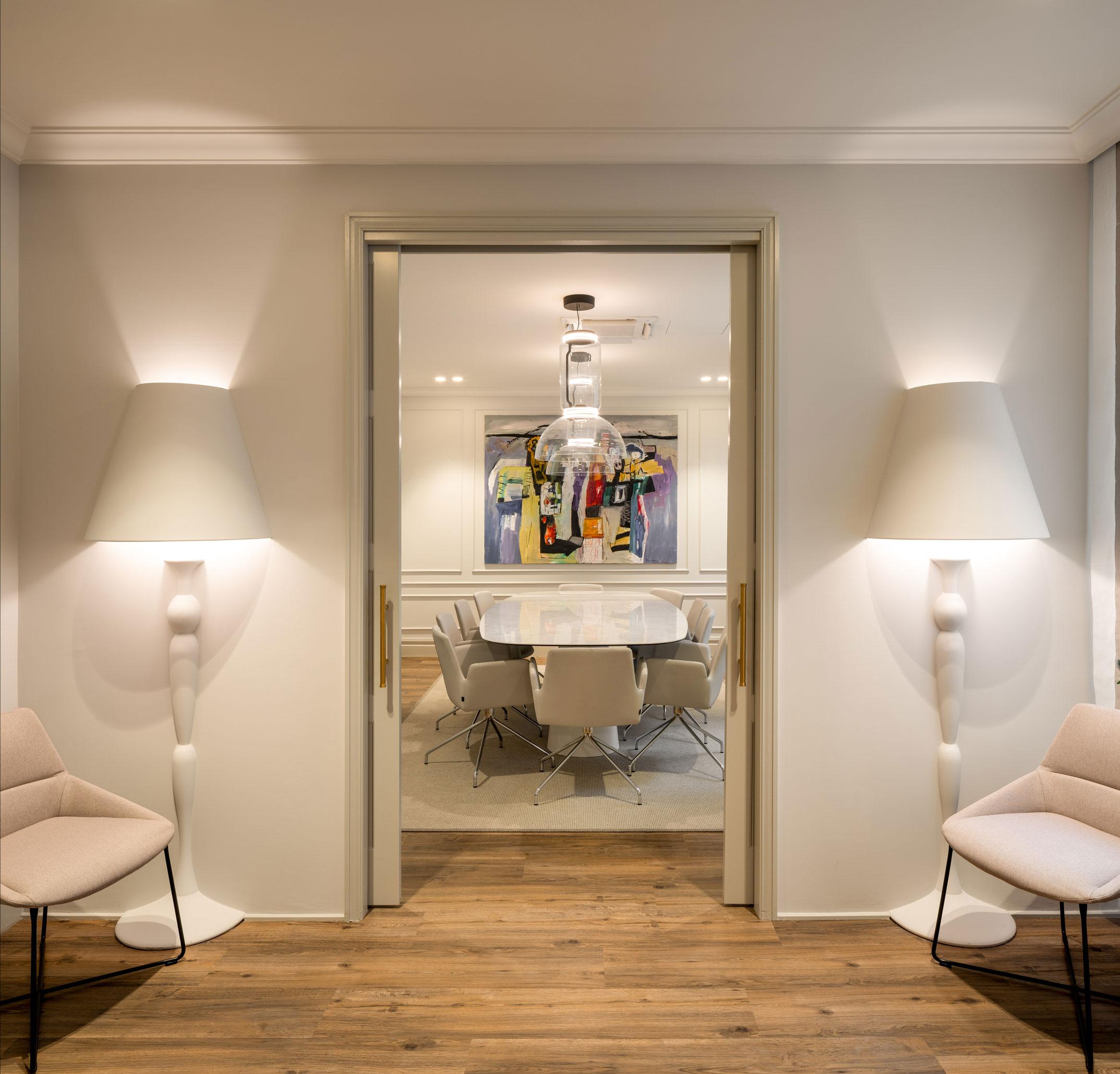 mobiliario de diseño oficina bilbao