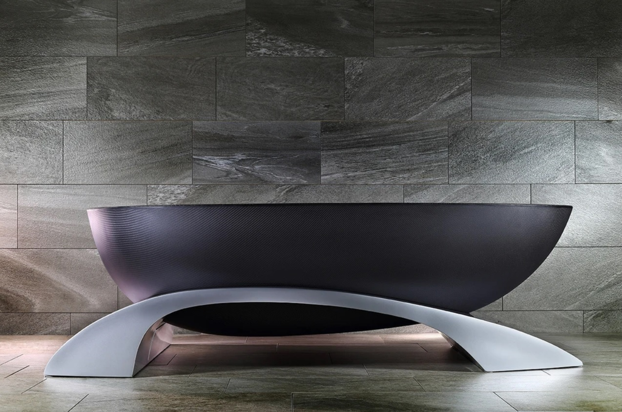 fibre de carbone dans le design - alvarae