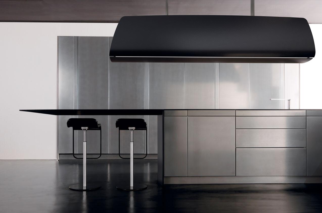 carbon fiber in design - invisible by toncelli