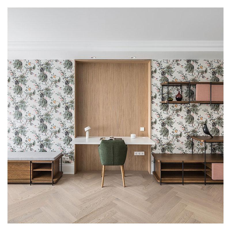 Warm interior design with Momocca modern design furniture