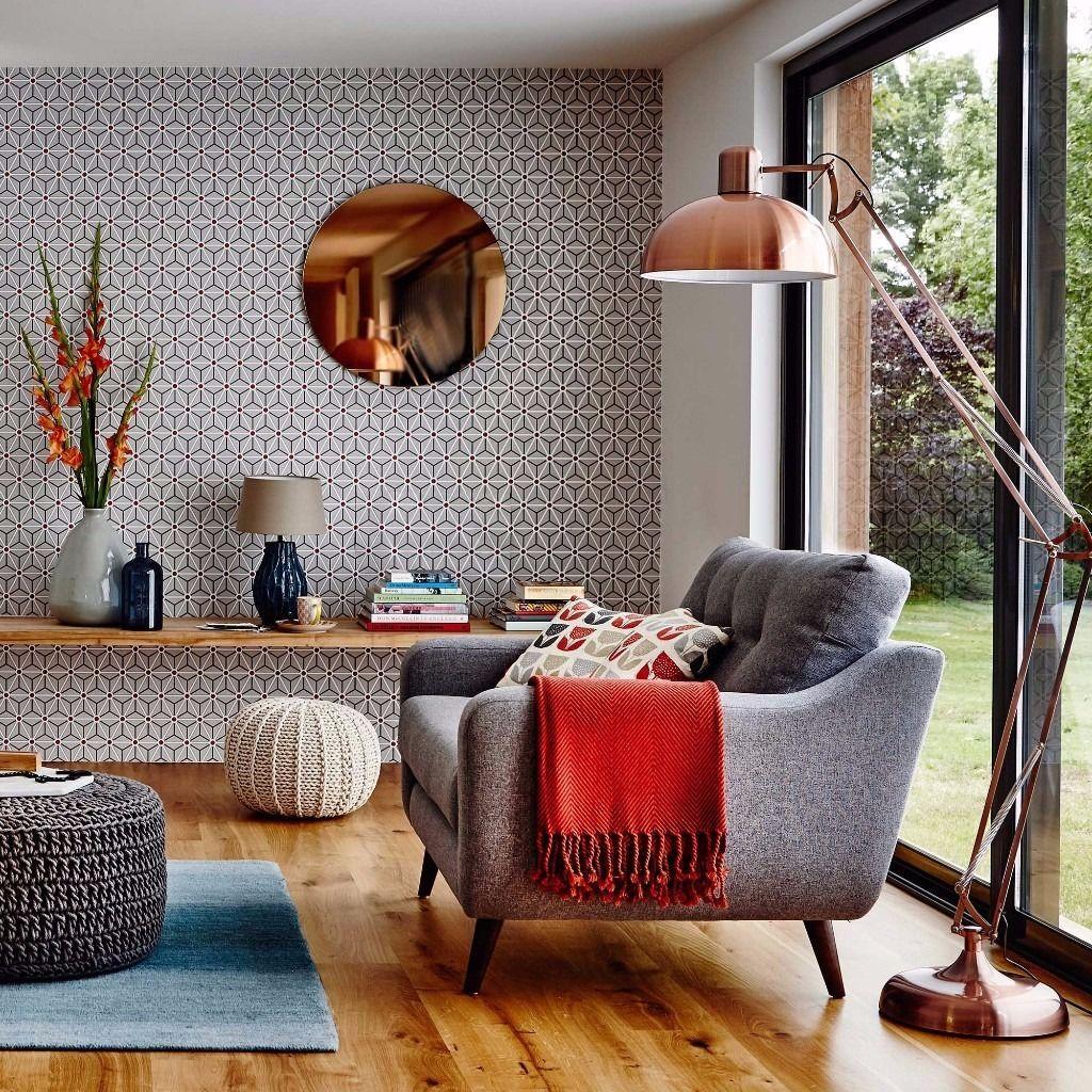 Interior estilo mid century post momocca