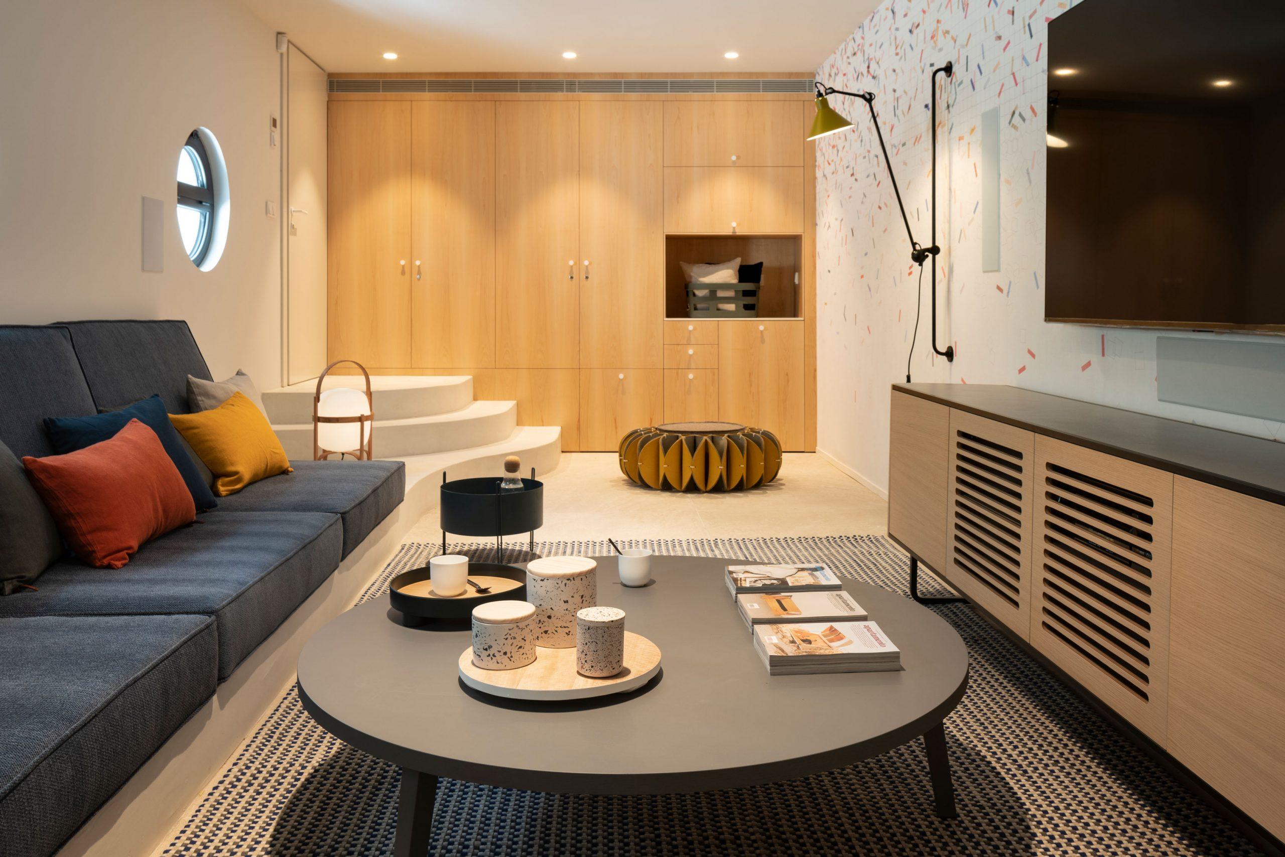 Proyecto interiorismo The Room Studio + Momocca