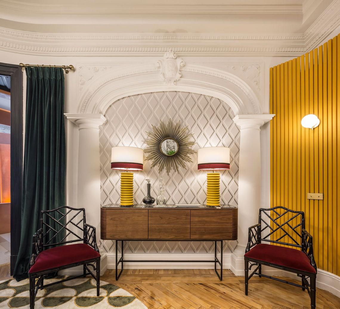Great Gatsby inspiration Momocca furniture