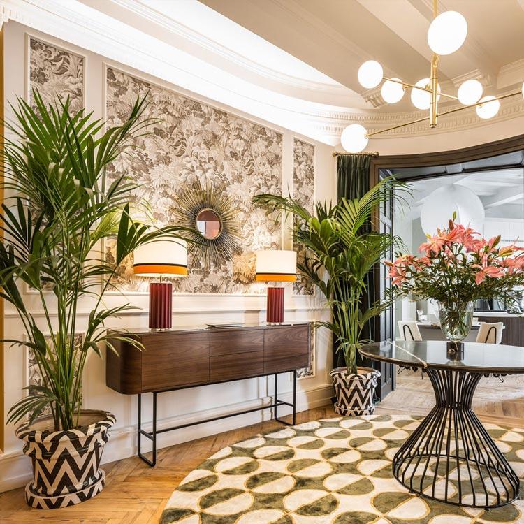 proyectos casa decor 2021 singular living momocca