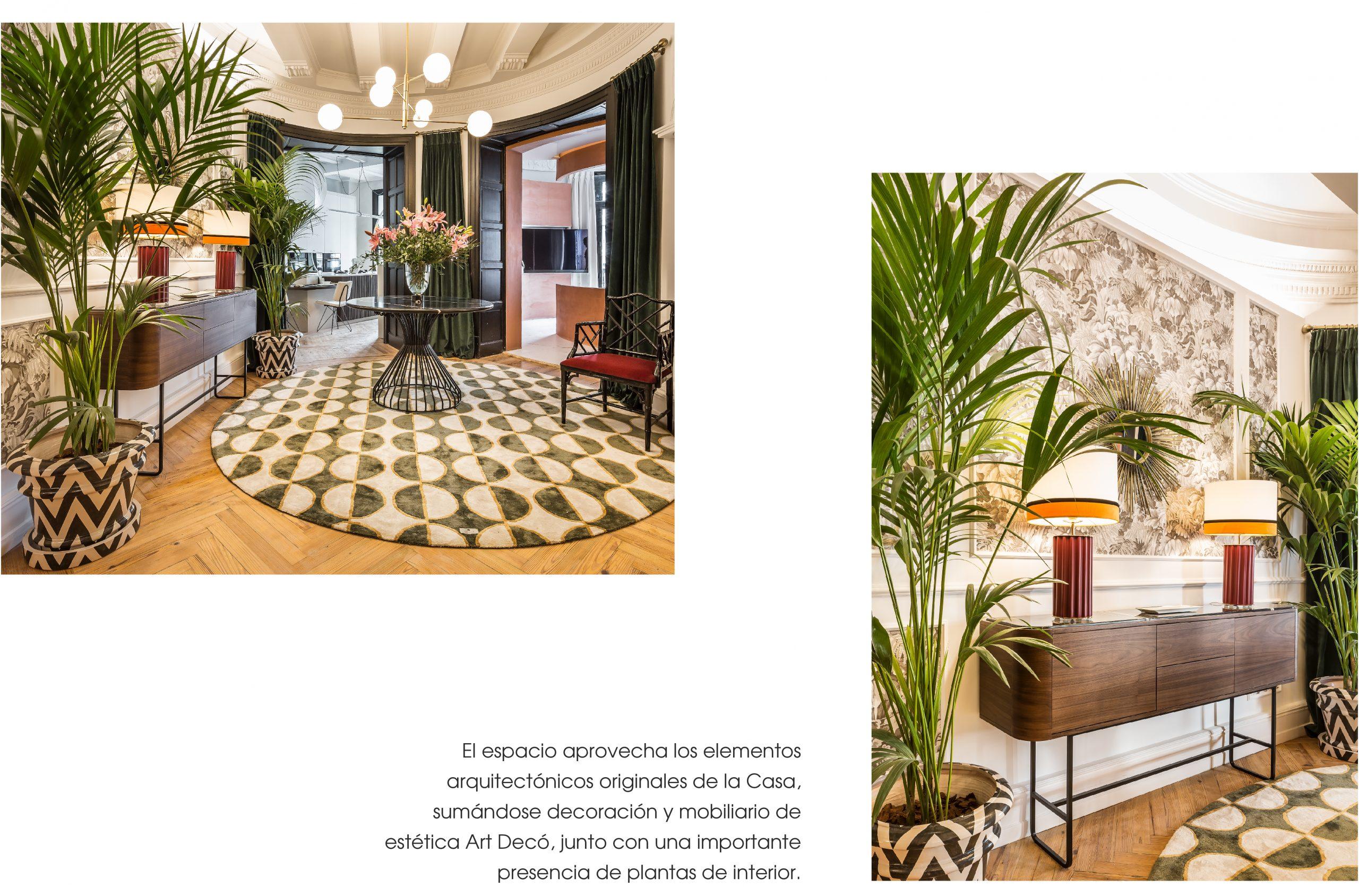 Momocca participa Casa Decor 2021 con ingular Living