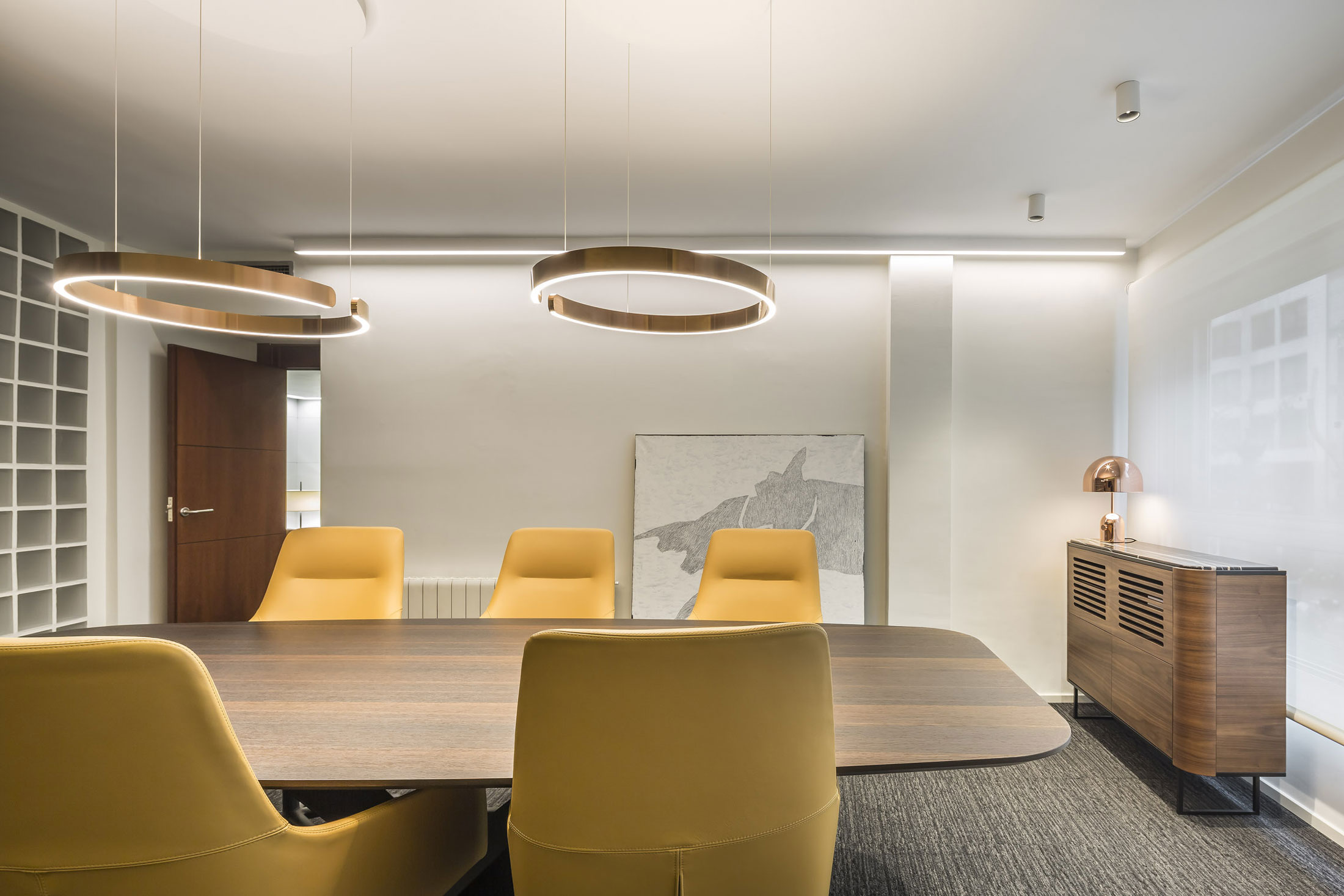 interior design in law firm by xavier lledo & momocca