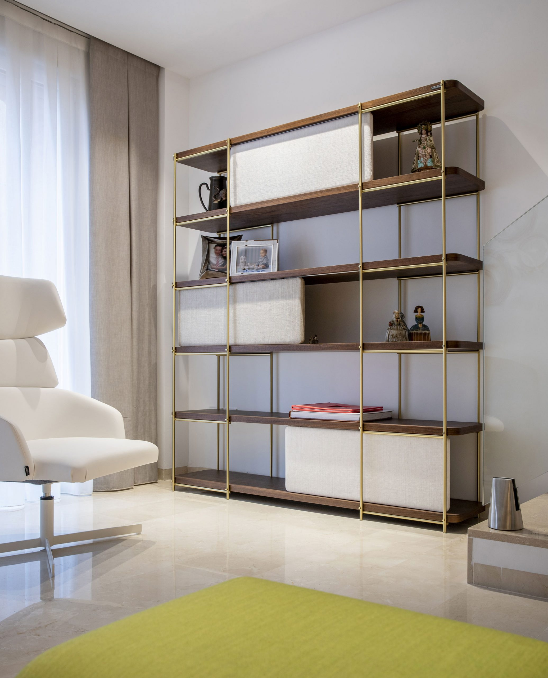 Decoration neutral colours - Julia Collection. Project by Miguel calvo
