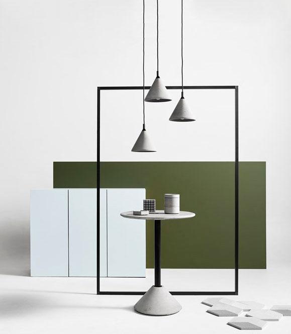 Bentu Design Zhong lamp