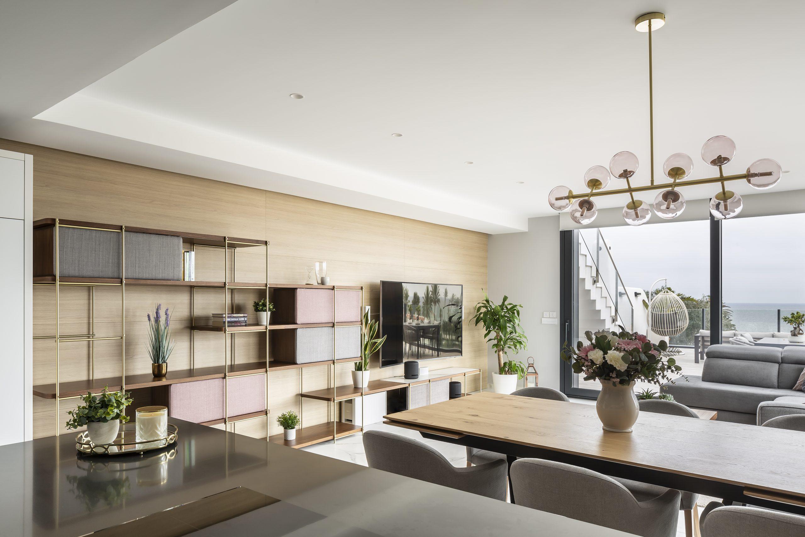 Cosy interior design Momocca furniture