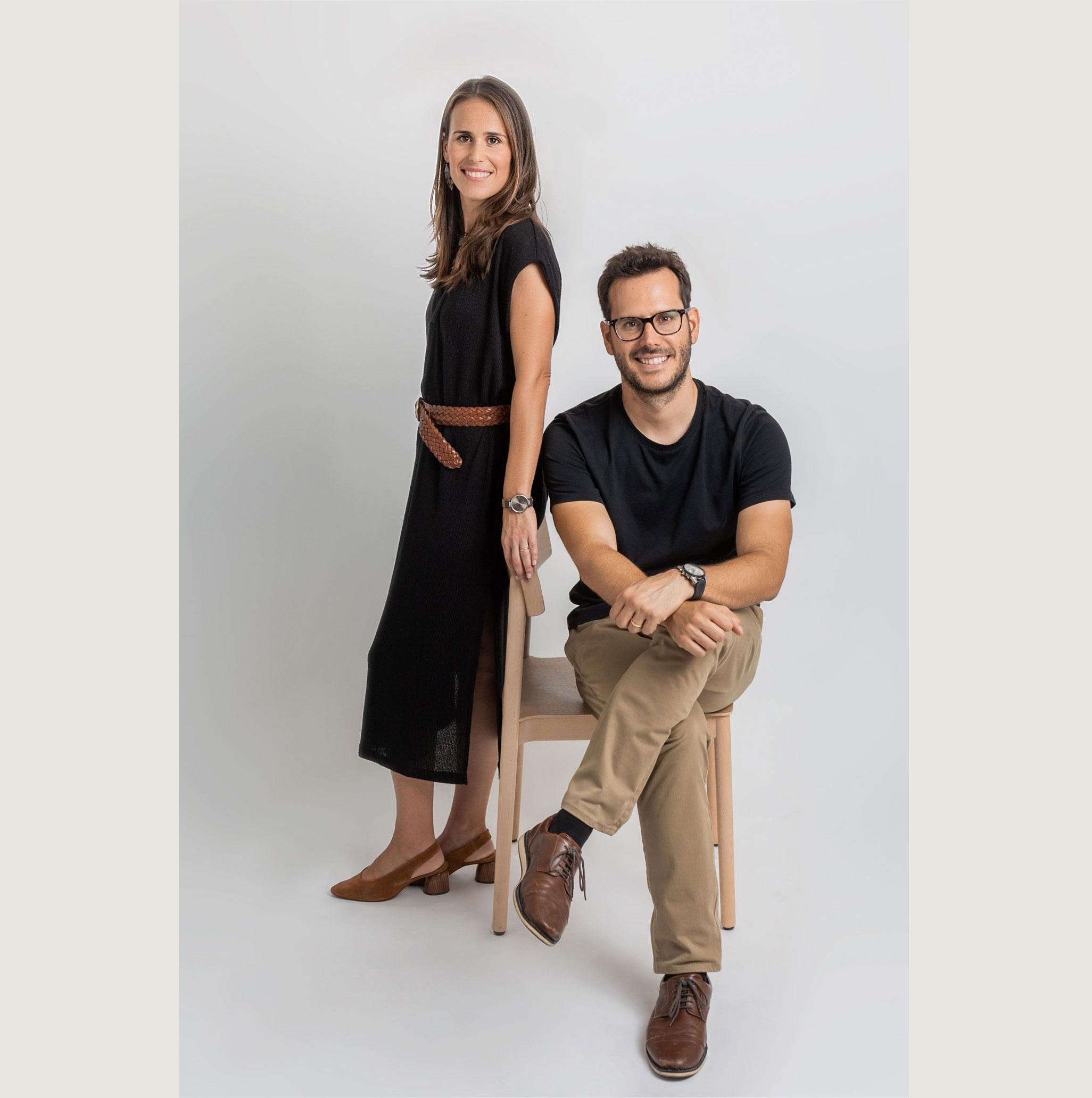 Lourdes Coll Pablo Miranda - Momocca Design